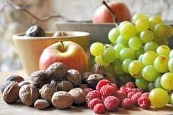 Plantaardig voedsel bevat fytonutriënten