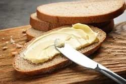 Brood met margarine